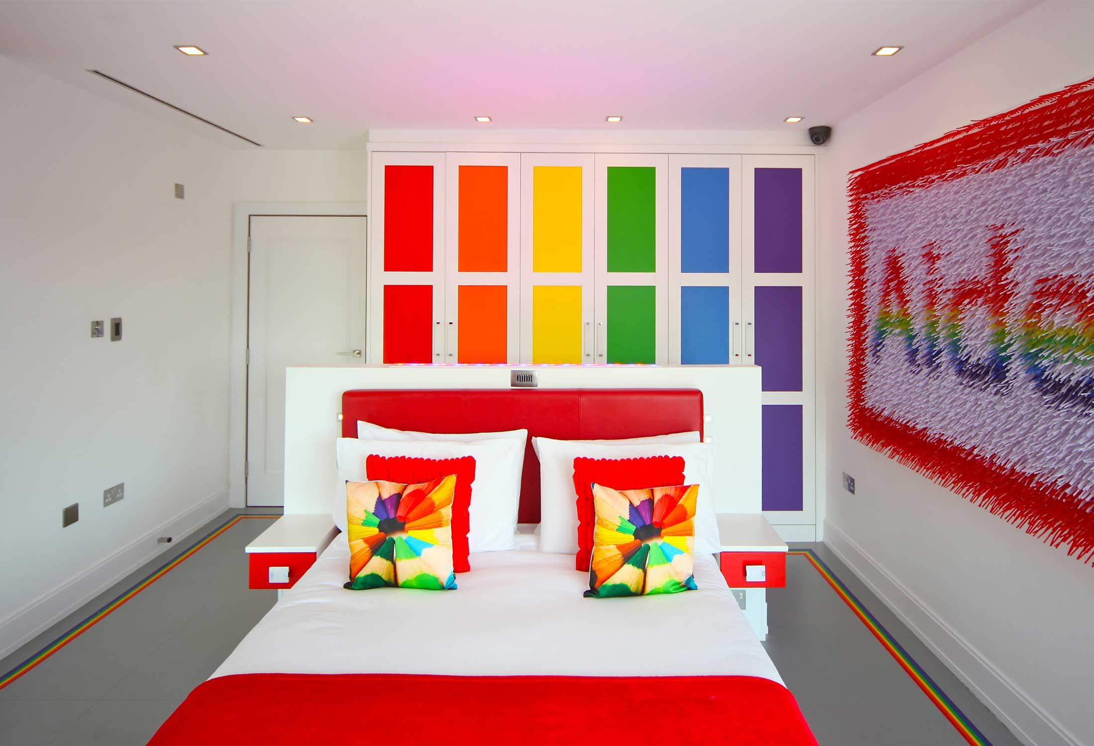 Special Needs Bedroom