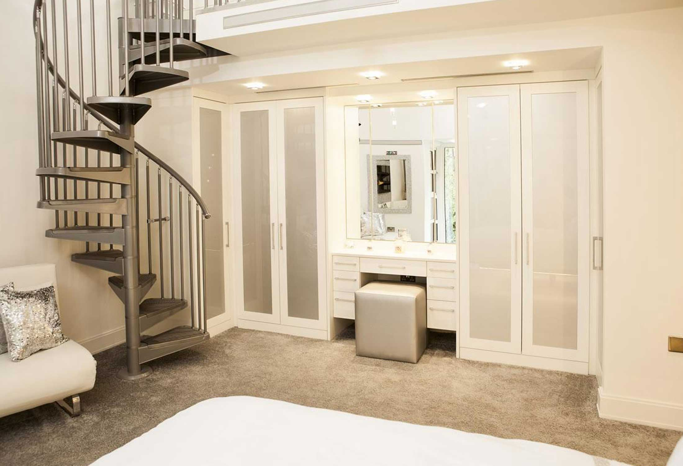 Lady Bedroom